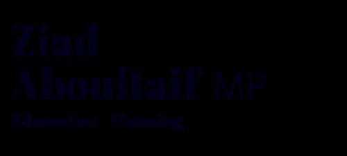 Ziad Aboultaif M.P. - Edmonton - Manning